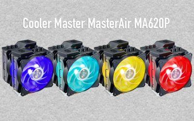 Cooler Master MasterAir MA620P Diperkenalkan