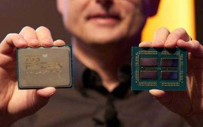 AMD Threadripper 2990X dengan 32 Teras